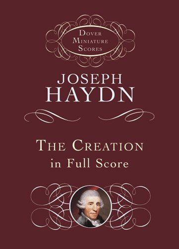 9780486419077: The Creation: In Full Score
