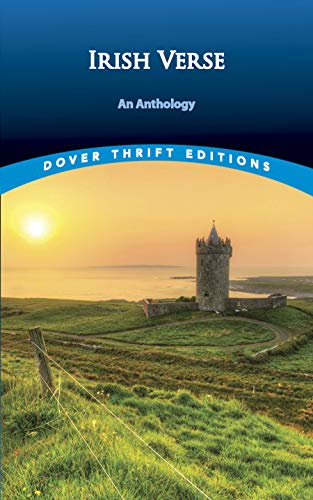 9780486419145: Irish Verse: An Anthology (Dover Thrift Editions)
