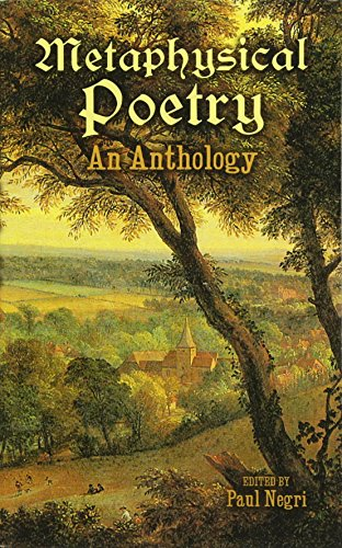 9780486419169: Metaphysical Poetry: An Anthology (Dover Thrift)