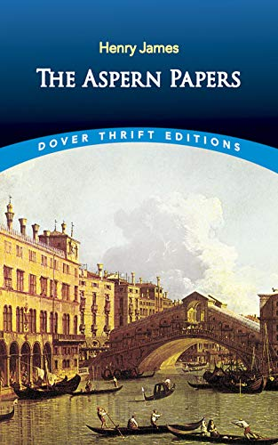 9780486419220: The Aspern Papers (Dover Thrift Editions)