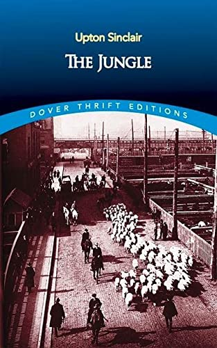 9780486419237: The Jungle (Dover Thrift)