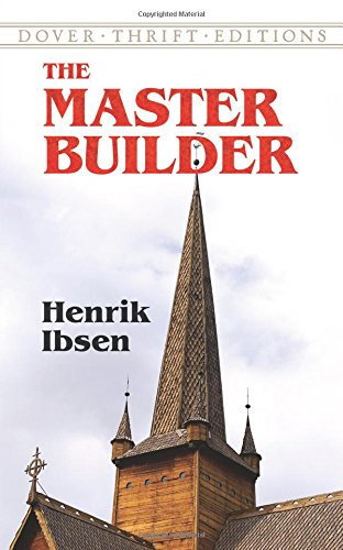 9780486419282: The Master Builder (Dover Thrift Editions)