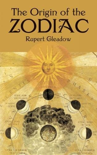 9780486419398: The Origin of the Zodiac (Dover Occult)
