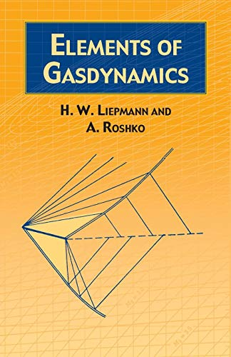 9780486419633: Elements of Gasdynamics