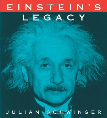 9780486419749: Einstein's Legacy: The Unity of Space and Time