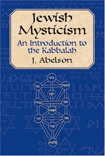9780486419961: Jewish Mysticism: An Introduction to the Kabbalah