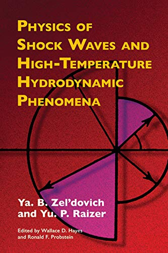 9780486420028: Physics of Shock Waves (Dover Books on Physics)