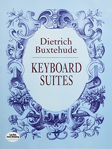 9780486420455: Keyboard Suites