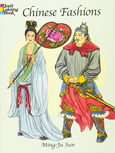 9780486420530: Chinese Fashions (Dover Fashion Coloring Book)