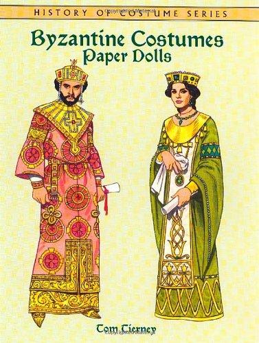 9780486420776: Byzantine Costumes Paper Dolls