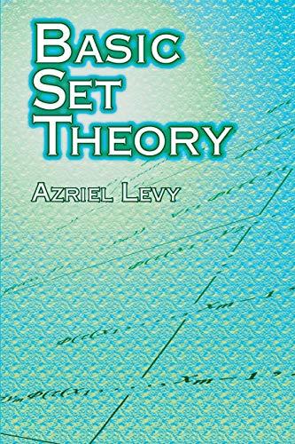 9780486420790: Basic Set Theory (Dover Books on Mathematics)