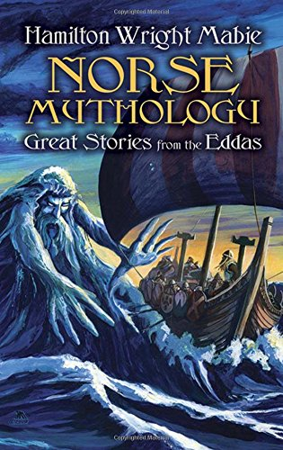 9780486420820: Norse Mythology: Great Stories from the Eddas