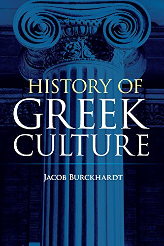 9780486420967: History of Greek Culture