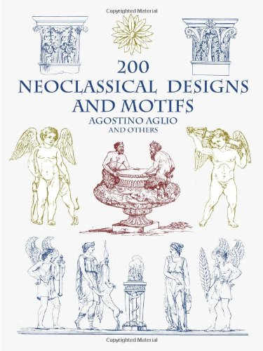 9780486421070: 200 Neoclassical Designs and Motifs (Dover Pictorial Archives)