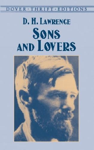 Sons and Lovers (Dover Thrift Editions): Lawrence, D.H.