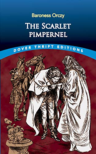 9780486421223: The Scarlet Pimpernel (Dover Thrift Editions)