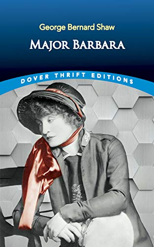 9780486421261: Major Barbara (Dover Thrift)