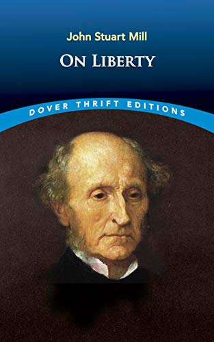 9780486421308: On Liberty (Dover Thrift Editions)
