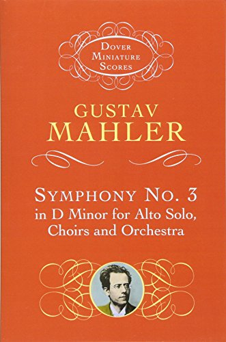 9780486421384: Symphony No. 3 in D Minor for Alto Solo, Choirs and Orchestra (Dover Miniature Music Scores)