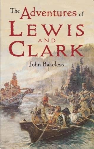 9780486421599: The Adventures of Lewis and Clark (Dover Children's Classics)