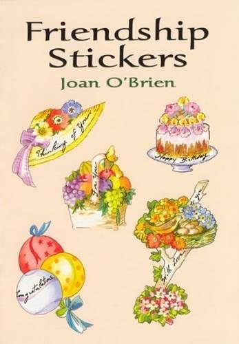 Friendship Stickers (Dover Stickers): O'Brien, Joan