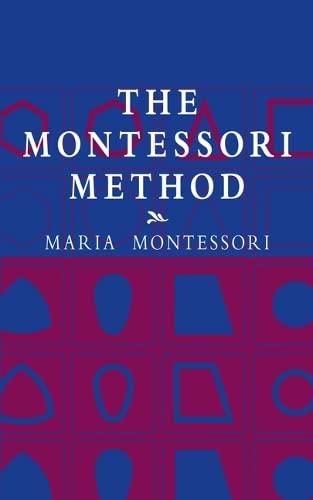 9780486421629: The Montessori Method (Economy Editions)