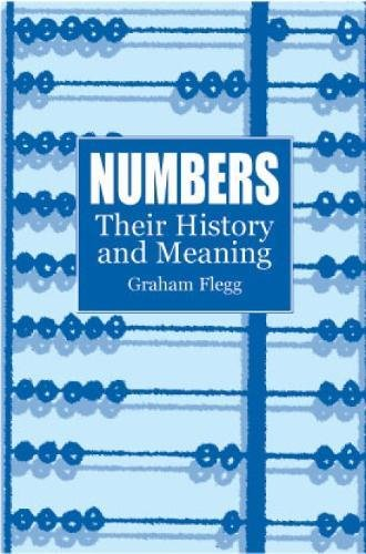 9780486421650: Numbers: Their History and Meaning (Dover Books on Mathematics)