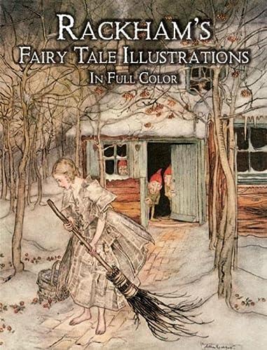9780486421674: Rackham's Fairy Tale Illustrations (Dover Fine Art, History of Art)