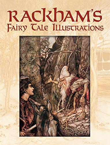 9780486421674: Rackham's Fairy Tale Illustrations in Full Color