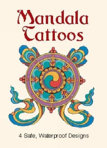 9780486421841: Mandala Tattoos (Dover Tattoos)