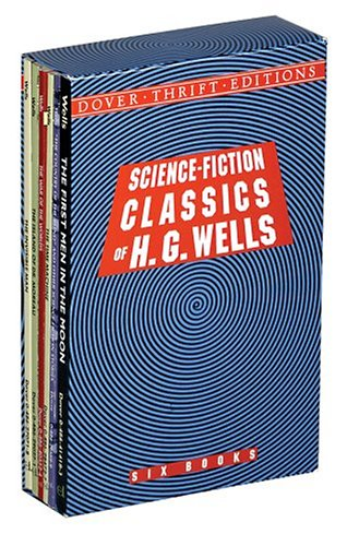9780486422176: Science Fiction Classics of H. G. Wells (Dover Thrift Editions)