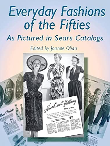 9780486422190: Everyday Fashions of the Fifties (Dover Fashion and Costumes)