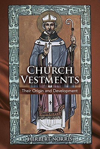 9780486422565: Church Vestments: Their Origin and Development