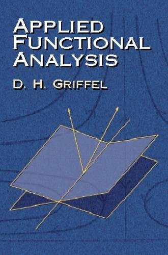 9780486422589: Applied Functional Analysis (Dover Books on Mathematics)