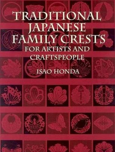 9780486422732: Traditional Japanese Family Crests for Artists and Craftspeople