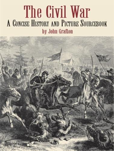 9780486423067: The Civil War: A Concise History and Picture Sourcebook (Dover Pictorial Archive)