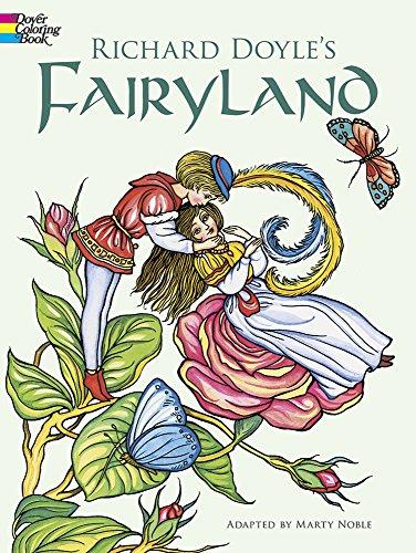 9780486423845: Richard Doyle's Fairyland Coloring Book (Dover Art Coloring Book)