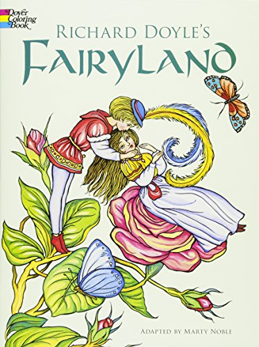 9780486423845: Richard Doyle's Fairyland