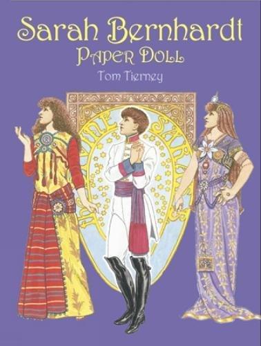 9780486423913: Sarah Bernhardt Paper Doll (Dover Celebrity Paper Dolls)
