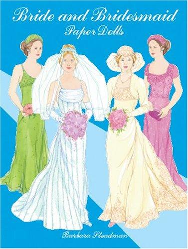 9780486423944: Bride and Bridesmaid Paper Dolls