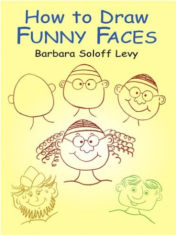 9780486423975: How to Draw Funny Faces (How to Draw (Dover))