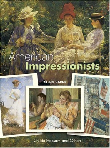 9780486423999: American Impressionists: 24 Art Cards (Dover Postcards)