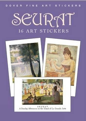 9780486424064: Seurat: 16 Art Stickers (Dover Art Stickers)