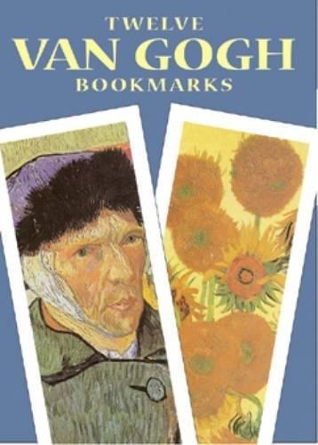 9780486424118: Twelve Van Gogh Bookmarks (Dover Bookmarks)