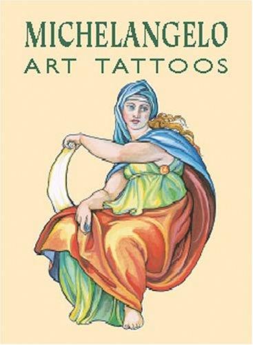 9780486424149: Michelangelo Art Tattoos (Dover Tattoos)