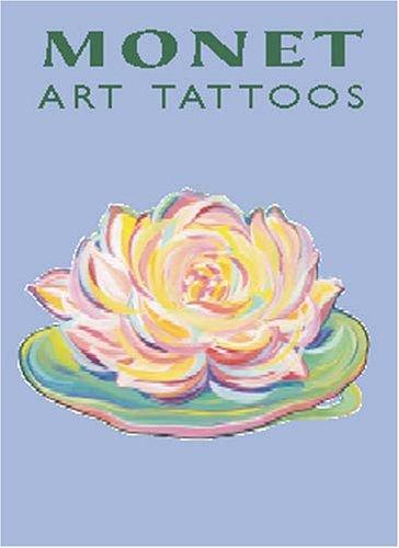 9780486424156: Monet Art Tattoos (Dover Tattoos)