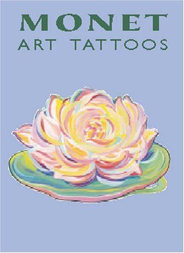 9780486424156: Monet Art Tattoos (Dover Tattoos)