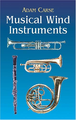 9780486424224: Musical Wind Instruments (Dover Books on Music)