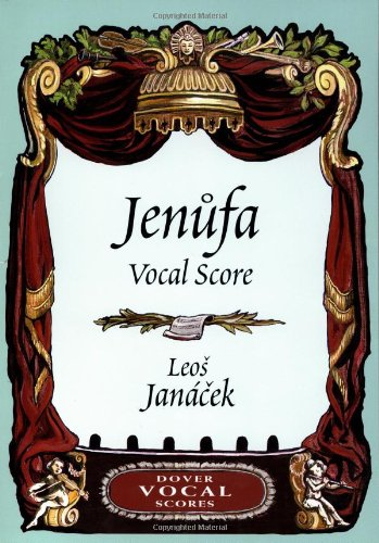 Jenufa Vocal Score: Leos Janacek