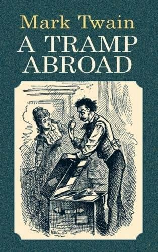9780486424453: A Tramp Abroad (Economy Editions)